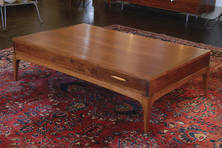 Lane Coffee Table With Single Drawer